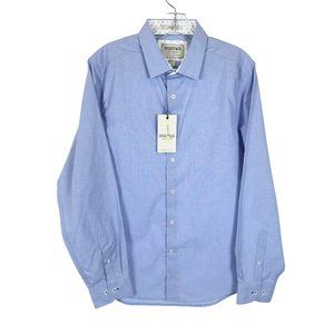 NWT Heritage Report Collection Button Front Shirt